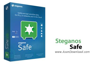 دانلود Steganos Safe v20.0.9 Rev 12495 - نرم افزار محافظت از اطلاعات شخصی