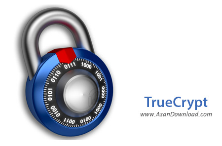 دانلود TrueCrypt v7.2 + VeraCrypt v1.21 - نرم افزار ایمن سازی اطلاعات شخصی