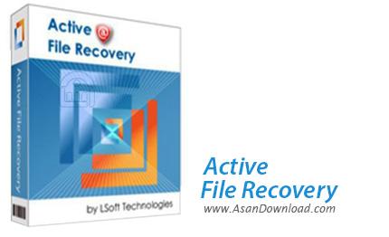 دانلود Active@ File Recovery Pro Corporate v14.1.2 - نرم افزار بازیابی مطمئن فایل ها