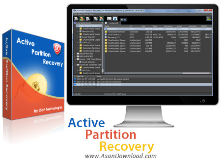 active partition recovery crack download