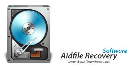 دانلود Aidfile Recovery Software Pro v3.6.6.4 - نرم افزار بازیابی اطلاعات پاک شده