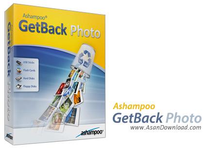 دانلود Ashampoo GetBack Photo v1.0.1 - نرم افزار بازیابی تصاویر