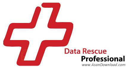دانلود Data Rescue Pro v5.0.10.0 - نرم افزار بازیابی اطلاعات