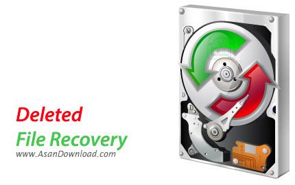 دانلود Deleted File Recovery v2.0.1 - نرم افزاری جدید برای بازیابی