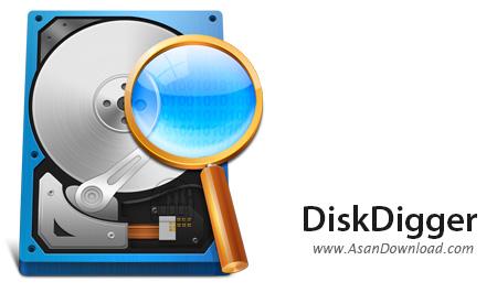 دانلود DiskDigger v1.20.16.2797 - نرم افزار بازیابی آسان اطلاعات