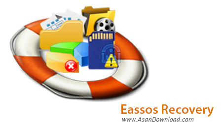 دانلود Eassos Recovery v4.0.1.230 - نرم افزار بازیابی فایل ها