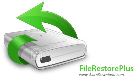 دانلود FileRestorePlus v3.0.6 - نرم افزار بازیابی فایل های پاک شده