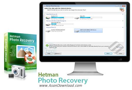 دانلود Hetman Photo Recovery v4.7 - نرم افزار بازیابی عکس های پاک شده