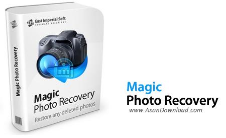 دانلود Magic Photo Recovery v4.7 - نرم افزار بازیابی تصاویر دیجیتال و فایل های RAW