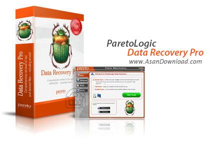 دانلود ParetoLogic Data Recovery Pro v1.1 - نرم افزار بازیابی اطلاعات