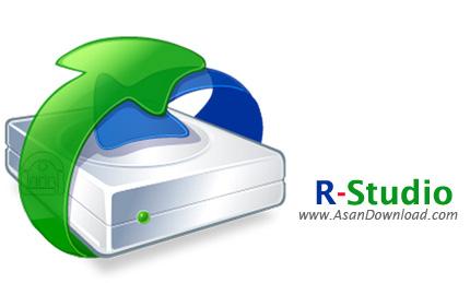 دانلود R-Studio v8.3 Build 167546 Network Edition - نرم افزار بازیابی اطلاعات حذف شده
