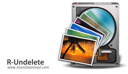 دانلود R-Undelete v4.9 - نرم افزار بازیابی اطلاعات پاک شده