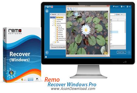 دانلود Remo Recover Windows v5.0.0.34 - نرم افزار بازیابی اطلاعات