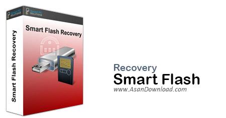 دانلود Smart Flash Recovery v4.4 - نرم افزار بازیابی اطلاعات حافظه های جانبی