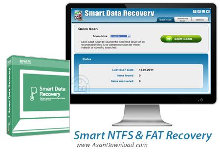 دانلود Smart NTFS v4.5 & FAT v4.0 Recovery - نرم افزار بازیابی هوشمند اطلاعات