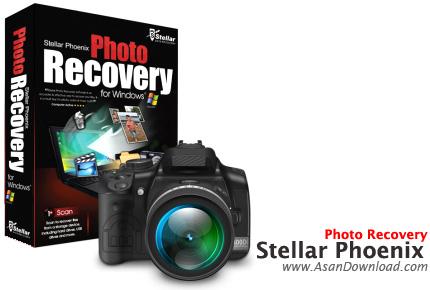 دانلود Stellar Phoenix Photo Recovery v9.0.0.0 - نرم افزار بازیابی تصاویر حذف شده