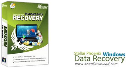 دانلود Stellar Phoenix Windows Data Recovery Pro v7.0 - نرم افزار بازیابی اطلاعات حذف شده