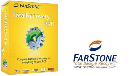 دانلود TotalRecovery Pro v10.10.1 / Total Backup Recovery Server v10.10.1  / RestoreIT v8.1 Build 20150612 - نرم افزار بازیابی و تهیه نسخه پشتیبان از اطلاعات