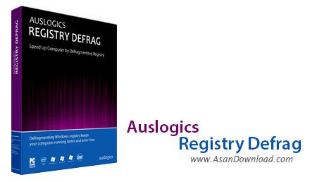 دانلود Auslogics Registry Defrag v11.0.6.0 - نرم افزار بهینه سازی رجیستری