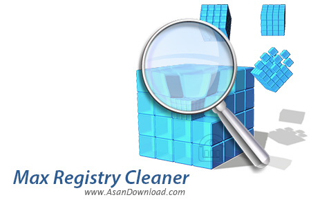 دانلود Max Registry Cleaner v6.0 - نرم افزار بهینه سازی ، تعمیر و پاکسازی رجیستری