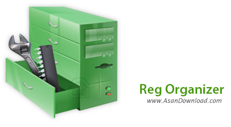 دانلود Reg Organizer v7.20 - نرم افزار مدیریت و بهینه سازی رجیستری