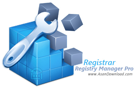 دانلود Registrar Registry Manager Pro v8.60 Build 860.30701 - نرم افزار مدیریت رجیستری