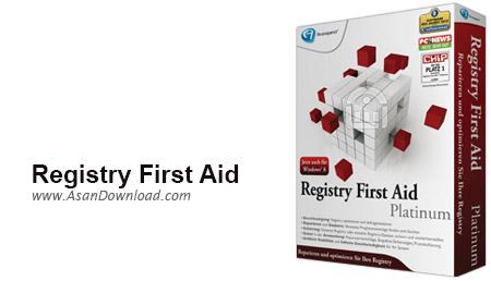دانلود Registry First Aid Platinum v11.1.1.2516 - نرم افزار رفع مشکلات رجیستری