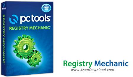 دانلود PC Tools Registry Mechanic v11.1.0.214 - نرم افزار تعمیر و بهینه سازی رجیستری ویندوز