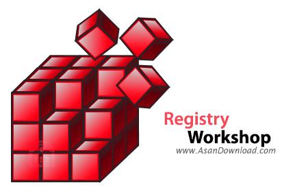 دانلود Registry Workshop v5.0.1 - نرم افزار مدیریت رجیستری