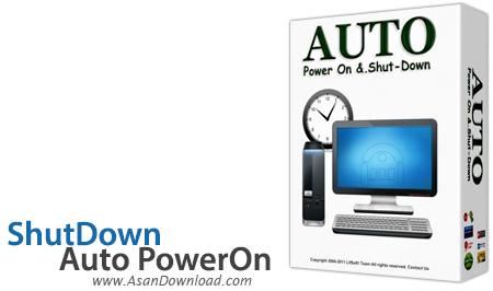 دانلود Auto PowerOn & ShutDown v2.84 - نرم افزار روشن و خاموش کردن خودکار سیستم
