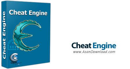 دانلود Cheat Engine v6.4 - نرم افزار هک بازی ها و ساخت ترینر