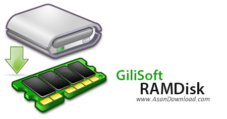 دانلود GiliSoft RAMDisk v6.7.0 - نرم افزار ساخت حافظه رم مجازی