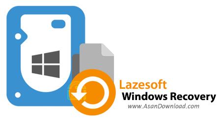 دانلود Lazesoft Windows Recovery v4.3.1 - نرم افزار تعمیر و بازیابی ویندوز