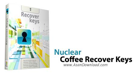 دانلود Nuclear Coffee Recover Keys v10.0.4.202 - نرم افزار نمایش سریال نامبرها