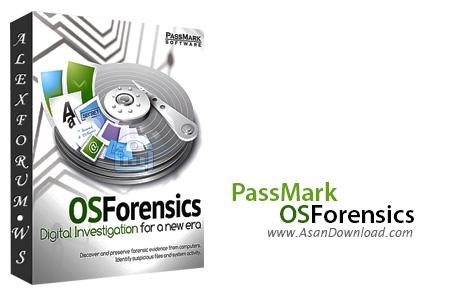 دانلود PassMark OSForensics Pro v3.1.1 - نرم افزار مشاهده اطلاعات سیستم