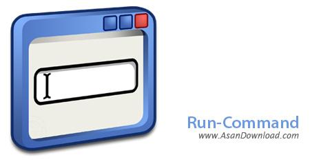 دانلود Run-Command v3.35 - نرم افزای جایگزین برای Run ویندوز