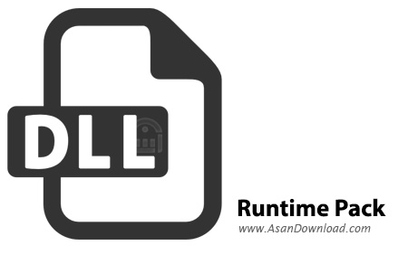 دانلود Runtime Pack v16.8.24 - بسته کامل dll های ویندوز