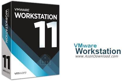دانلود VMware Workstation v12.5.7 Build 5813279 - نرم افزار استفاده از چندین سیستم عامل مجازی به طور همزمان