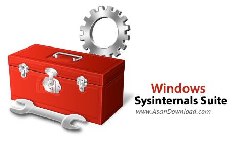 دانلود Windows Sysinternals Suite 2018.10.16 - نرم افزار ترمیم خرابی های ویندوز