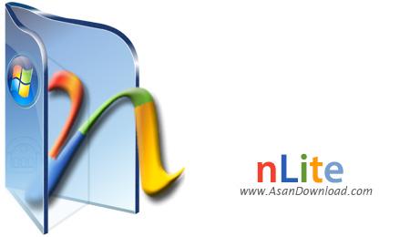 دانلود nLite v1.4.9.3 - نرم افزار ساخت سی دی های ویندوز به صورت سفارشی