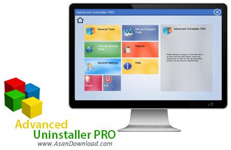 دانلود Advanced Uninstaller Pro v12.21 - نرم افزار حذف کامل برنامه های نصب شده بعلاوه هزاران ابزار کاربردی ویندوز
