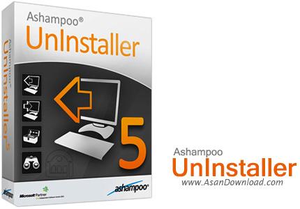 دانلود Ashampoo UnInstaller v5.01 - نرم افزار حذف نرم افزارهای نصب شده