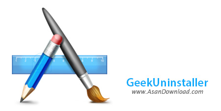 دانلود GeekUninstaller v1.4.4.115 - نرم افزار حذف برنامه ها