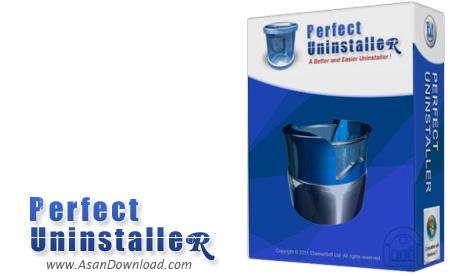 دانلود Perfect Uninstaller v6.3.4.0 - نرم افزار حذف كامل برنامه های نصب شده