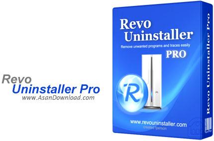 دانلود Revo Uninstaller Pro v4.1.5 + Free v2.1.0 - نرم افزار حذف برنامه های نصب شده