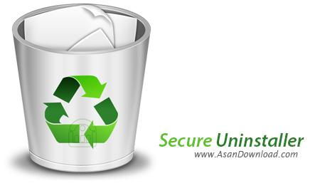 دانلود SecureUninstaller v3.0 - نرم افزاری برای Uninstall کردن نرم افزارها