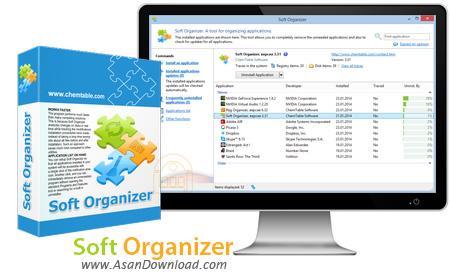 دانلود Soft Organizer v7.26 - نرم افزار حذف برنامه های نصب شده
