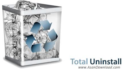 دانلود Total Uninstall Pro v6.24.0.520 + Ultimate v6.14 - نرم افزار حذف برنامه های نصب شده