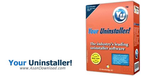 دانلود Your Uninstaller! Pro - نرم افزار حذف نرم افزار های نصب شده