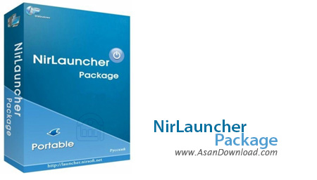 دانلود NirLauncher Package v1.22.16 - مجموعه ابزار مفید و کاربردی ویندوز